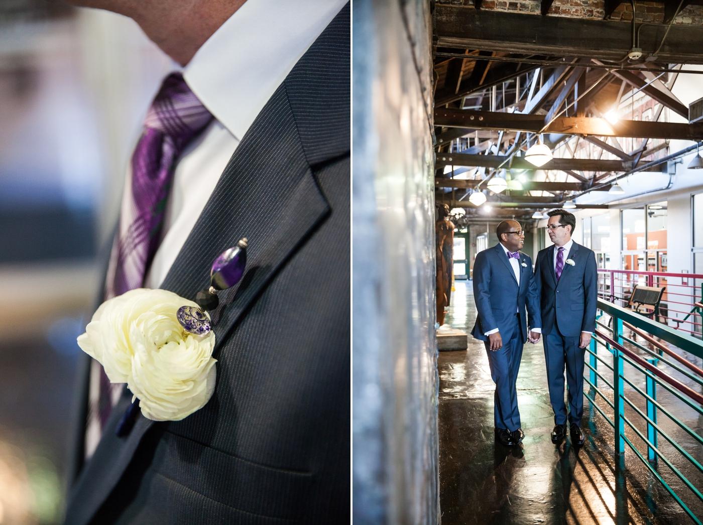 Brian & John Wedding Story 17