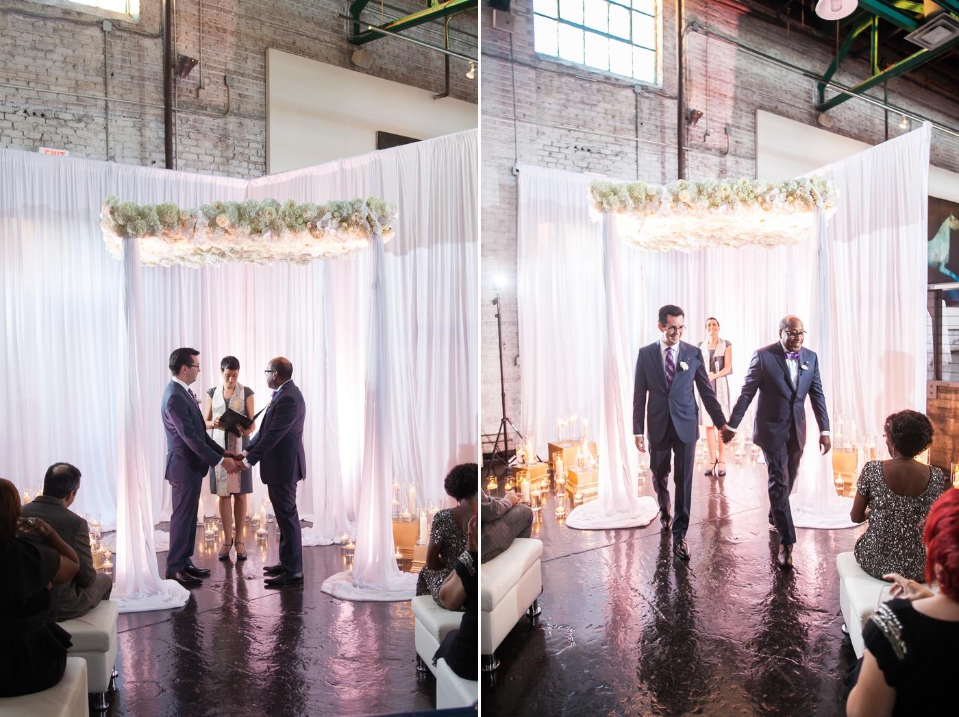 Brian & John Wedding Story 22
