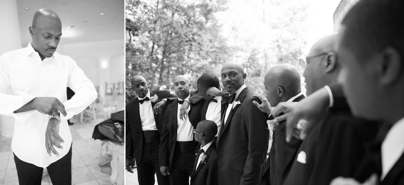 Fernbank Atlanta Wedding  11