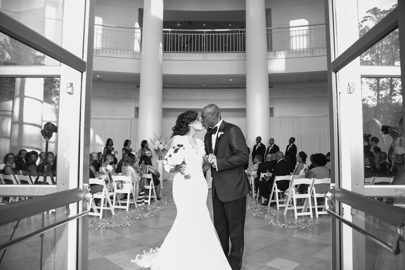 Fernbank Atlanta Wedding  24