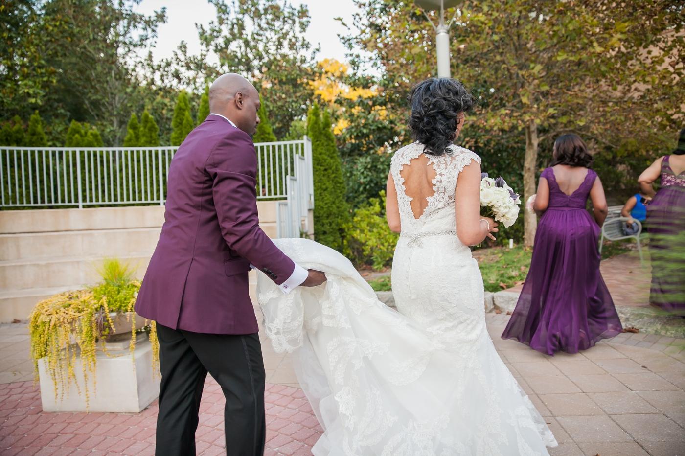 Fernbank Atlanta Wedding  25