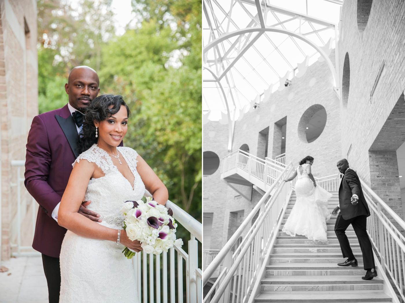Fernbank Atlanta Wedding  27