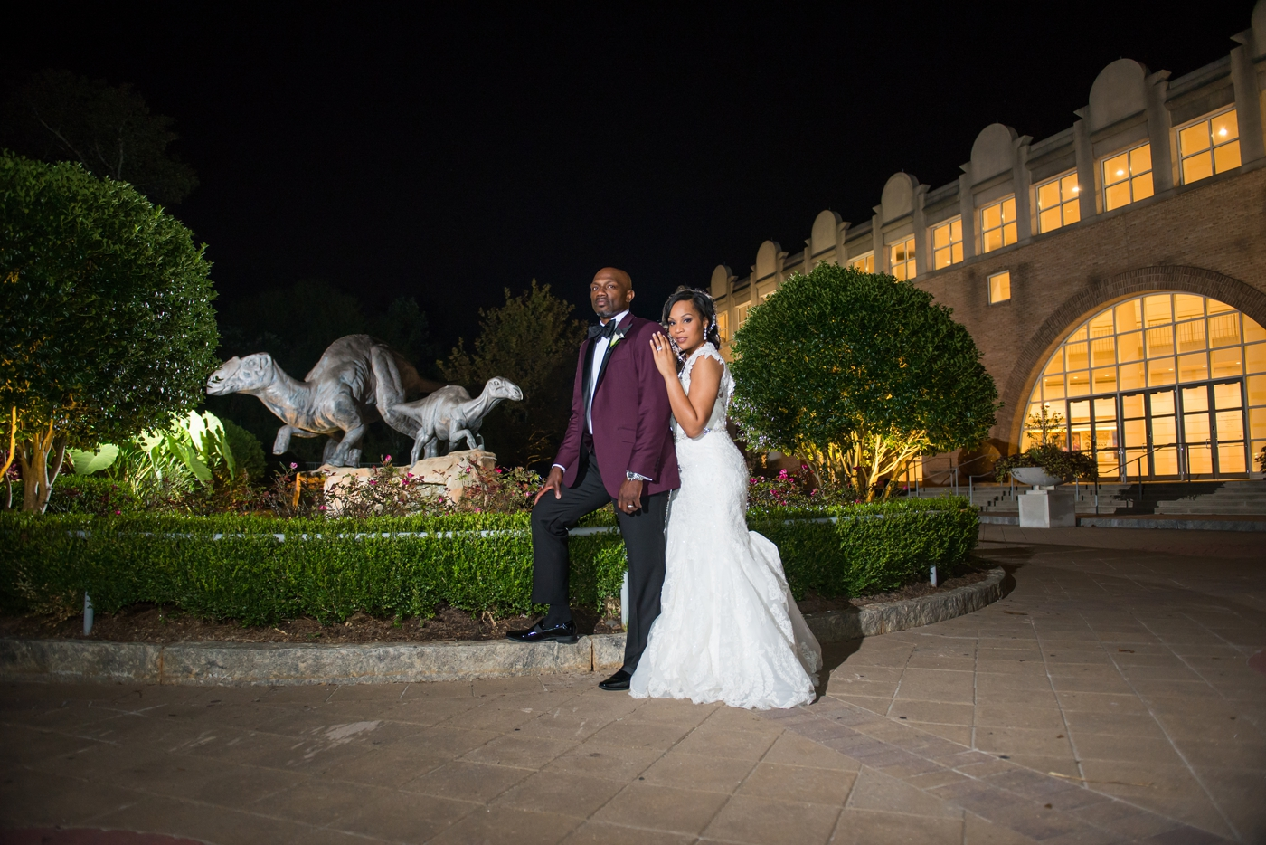 Fernbank Atlanta Wedding  34