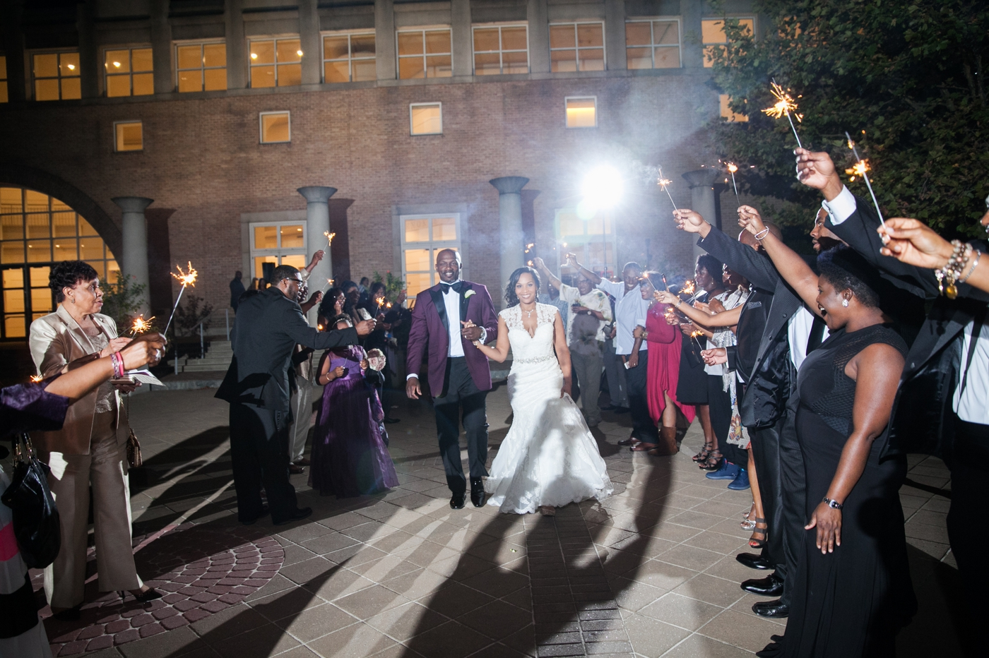 Fernbank Atlanta Wedding  35