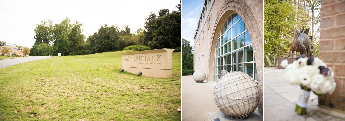 Fernbank Atlanta Wedding  9