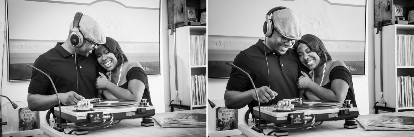 Janel + Tim – Atlanta E – Session – Inije Photography