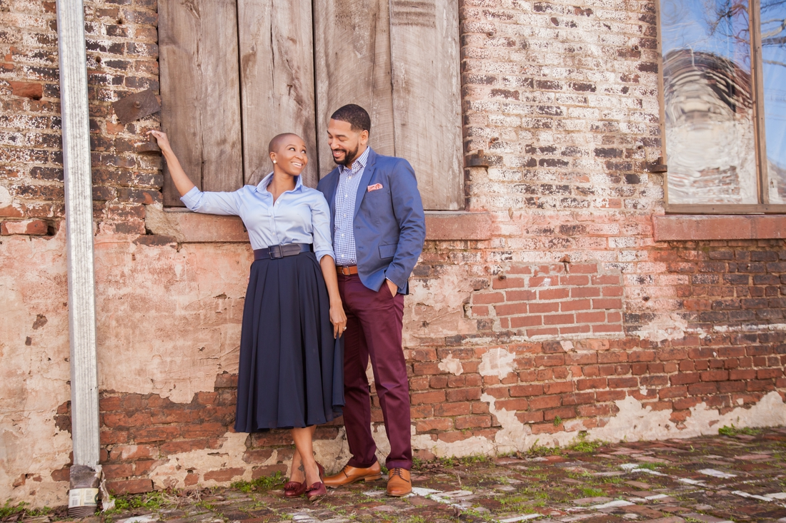 Rustic Chic Engagement Session 10