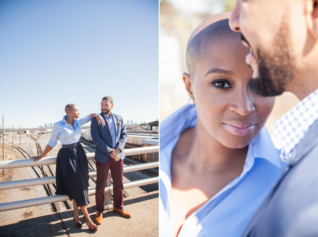 Rustic Chic Engagement Session 2