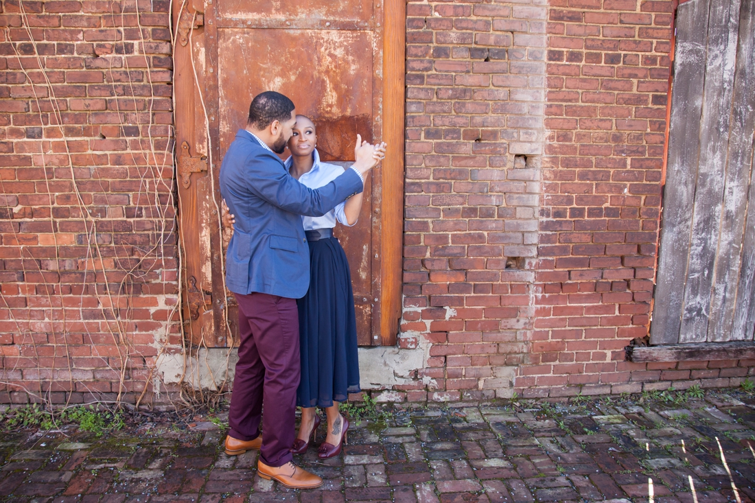 Rustic Chic Engagement Session 5