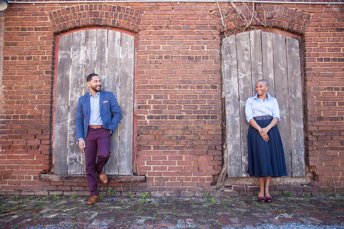 Rustic Chic Engagement Session 7