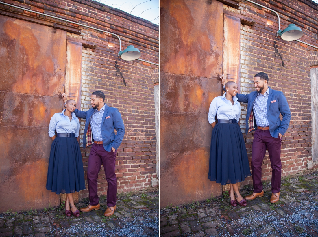 Rustic Chic Engagement Session 8