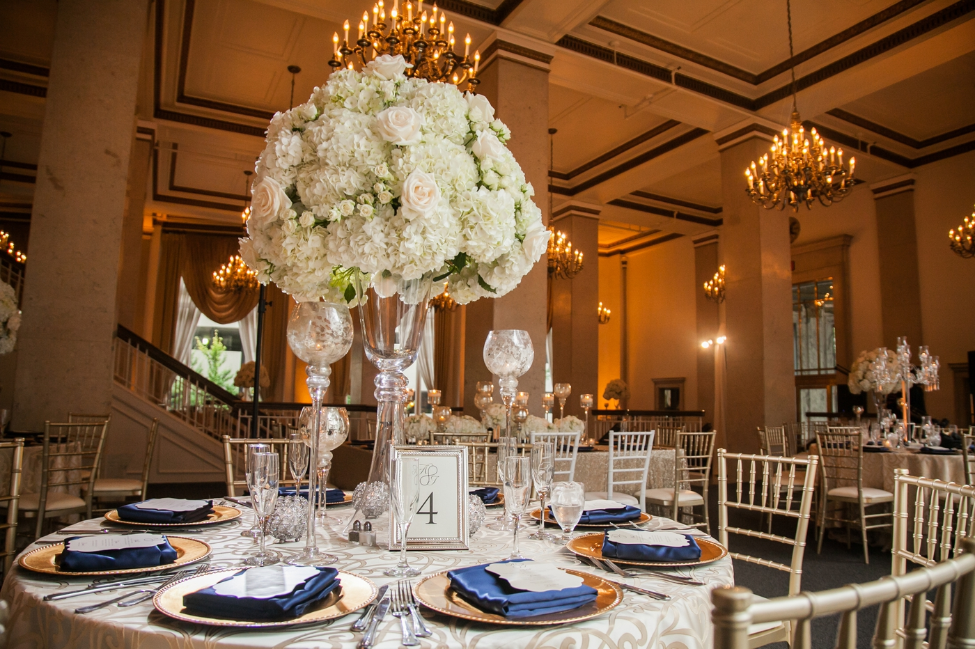 Venetian Room Wedding  25