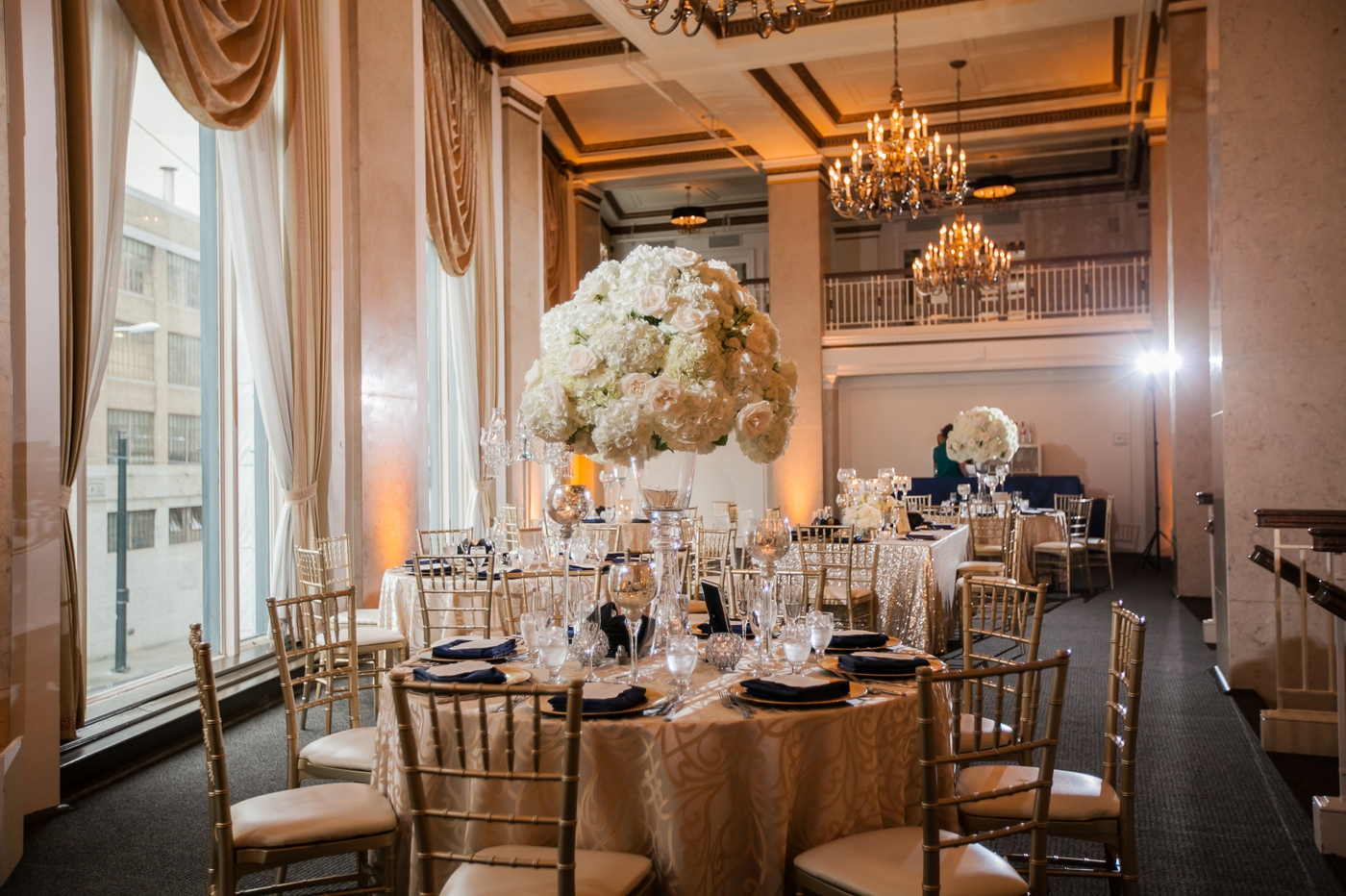 Venetian Room Wedding  27